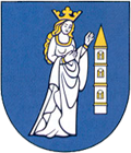 Garamszentbenedek címere