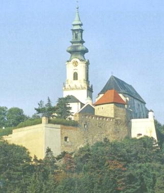 A nyitrai vár
