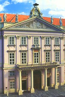 A pozsonyi prímás palota