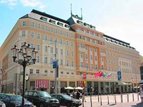 Hotel Carlton - a néhai Zöld szálló