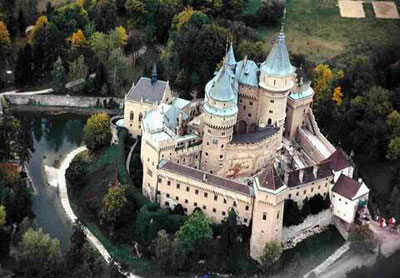 A bajmóci kastély